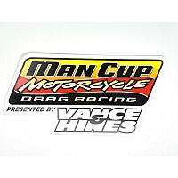 Tarra Man Cup by Vance & Hines 155x78mm